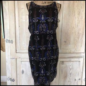 BEADED DRESS  🖤